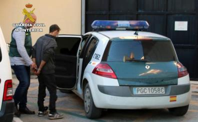 Dos arrestados por detención ilegal y agresión sexual a una discapacitada de Santomera