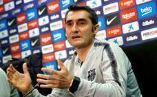 Valverde: «Fracasemos o triunfemos, saldrá el sol y tendremos otro partido el sábado»
