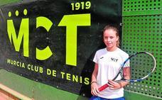 Ariana, del Murcia Club de Tenis, jugará el Europeo 'Winter Cup'