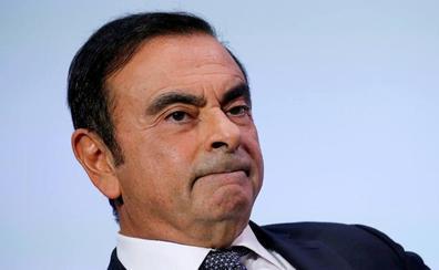Ghosn atribuye su detención a un «complot» de los directivos de Nissan