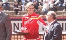 La yeclana María José Martínez, convocada con España para la Copa Federación