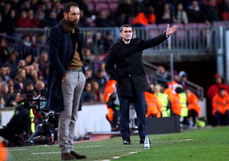 Valverde: «Somos un equipo que cuando tiene que dar un paso adelante, lo da»