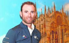 Alejandro Valverde: «Intentaré revalidar el título de campeón del mundo en Yorkshire»