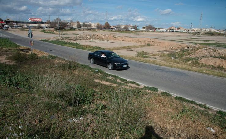 El parque del Plan Rambla será la mayor zona verde de Cartagena