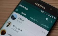 Un fallo de Whatsapp muestra los mensajes borrados de las conversaciones
