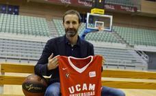 Sito Alonso: «El potencial del UCAM CB es muy grande»