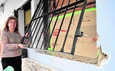 El robo en un bar de Sangonera agrava la alarma ciudadana