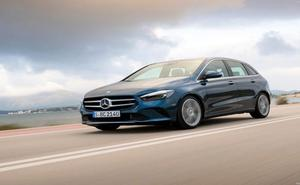 El nuevo Mercedes Clase B, listo para probar en Dimovil y Auto Classe