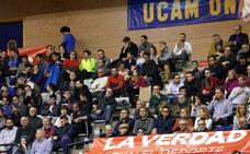Los menores podrán asistir al UCAM-Banvit europeo por un euro