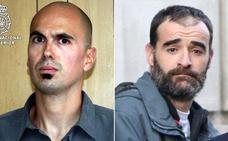 Trasladan a Asturias y Soira a dos presos de ETA de Campos del Río