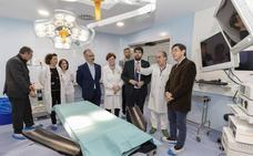 La remodelación del hospital Comarcal del Noroeste permitirá realizar unas 300 operaciones más al año