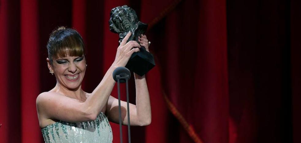 La murciana Eva Llorach conquista el Goya a mejor actriz revelación