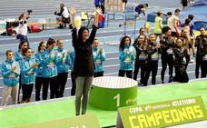 Ruth Beitia: «La medalla de bronce ha sido una inyección importante para mí»
