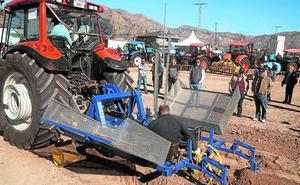 La demanda de maquinaria agrícola toca techo en Murcia tras una fiebre de compras