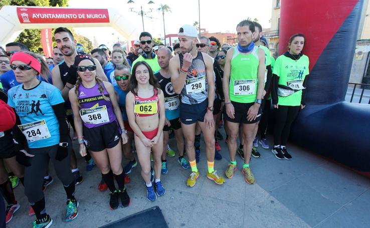 José González y María Cánovas vencen en la carrera contra el maltrato