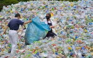 El lavado 'verde' de los plásticos