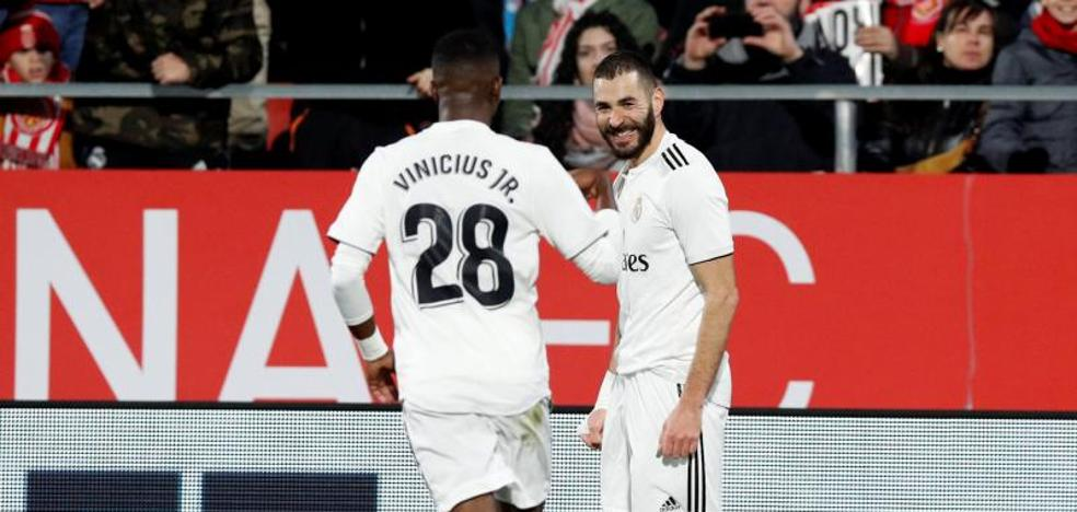 El destino del Madrid se decide en 28 días