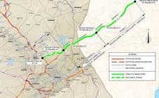 El Ministerio lanza el Tramo B del Arco Norte de Murcia y el tercer carril hasta Crevillente