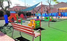 El Consistorio mejora las zonas de juego de las escuelas infantiles