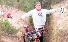 José Miguel Hernández: «El deporte en la naturaleza me da mi chute de endorfinas diario»