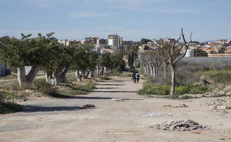 Cartagena planea un recinto festero en Mandarache para Carthagineses y Romanos