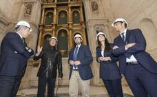La iglesia de San Esteban abrirá al público este verano tras las obras de restauración