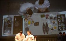 Cuatro chefs con estrella Michelin muestran los secretos de la alta cocina a alumnos de FP