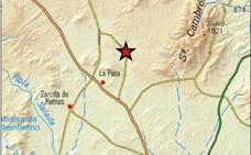 Bullas registra un temblor de 2,5 grados