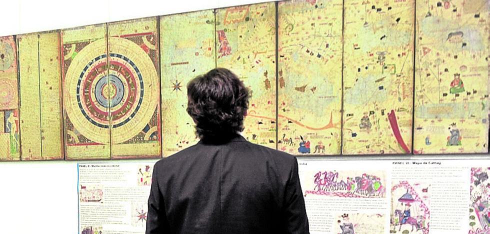 La Casa del Mapa muestra la evolución de la imagen del mundo en 30 documentos