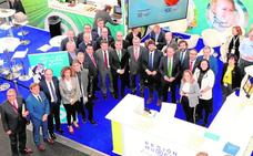 La Región presume en Berlín de ser «una potencia mundial en el sector hortofrutícola»