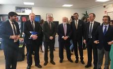 Murcia inaugura su nueva oficina en Bruselas para celebrar 30 años de trabajo en Europa