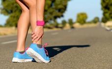 Cuándo aplicar frío o calor en las lesiones deportivas