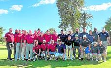 II Ryder entre la Liga Golf@ y Liam Murray Club
