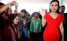 Una princesa y un general golpista se enfrentarán por el poder en Tailandia