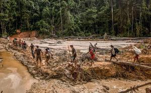 La Amazonia tiembla con Bolsonaro