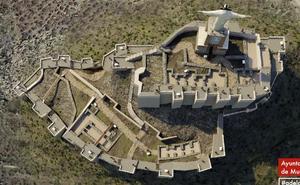 Así será la ruta de las fortalezas del Rey Lobo de Murcia