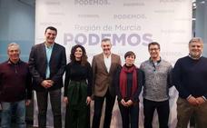Podemos ya tiene a sus candidatos para las elecciones municipales en la Región