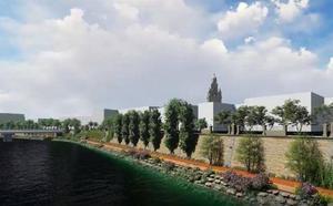 Adjudican el proyecto para transformar la margen derecha del río Segura