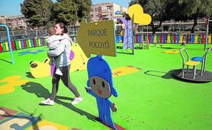 Nueva Cartagena estrena un parque para niños con discapacidad intelectual