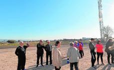 Vecinos de Lorca se movilizan contra una antena de telefonía