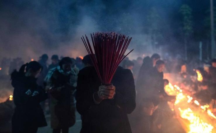 Festival de la primavera china