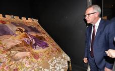 Gil pide al ministro de Cultura que priorice la declaración del bordado lorquino como Patrimonio de la Humanidad