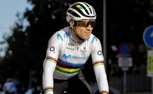 Una victoria de Izaguirre deja a Valverde segundo en la Vuelta a Valencia