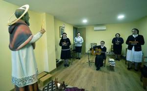 Las novicias de África y Latinoamérica palían el descenso de vocaciones en los conventos