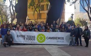 Cambiemos Murcia se presentará en coalición a las elecciones municipales de mayo