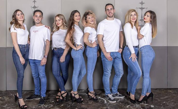 Candidatos a musa y muso del Carnaval de Cabezo de Torres