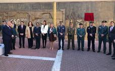 La Comunidad participa en el homenaje a las víctimas de las Fuerzas y Cuerpos de Seguridad