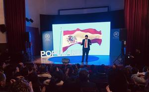 López Miras: «Vamos a Madrid a manifestar que estamos orgullosos de nuestro país y que queremos seguir unidos»