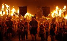 Cuando los vikingos llegaron a la España musulmana