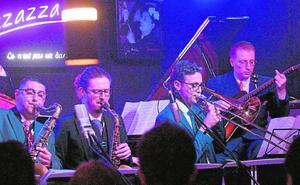 Enric Peidró Swingtet graba 'Live at Jazzazza'